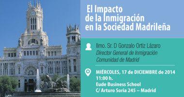 Foto de - El impacto de la inmigración en la sociedad madrileña